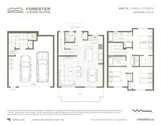 """Main Photo: 156 1310 MITCHELL Street in Coquitlam: Burke Mountain Townhouse for sale in """"FORESTER TWO BY TOWNLINE"""" : MLS®# R2626076"""