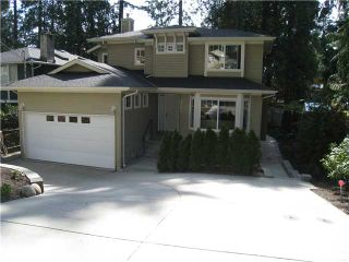Photo 1: 1163 CLEMENTS Avenue in North Vancouver: Canyon Heights NV House for sale : MLS®# V823007