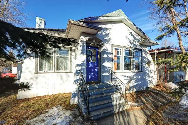 Main Photo: 540 20 Avenue NW in CALGARY: Mount Pleasant Residential Detached Single Family for sale (Calgary)  : MLS®# C3598207