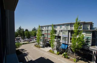"Photo 14: 510 9009 CORNERSTONE Mews in Burnaby: Simon Fraser Univer. Condo for sale in ""The Hub"" (Burnaby North)  : MLS®# R2170918"