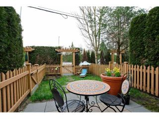 """Photo 20: 41 21535 88 Avenue in Langley: Walnut Grove Townhouse for sale in """"Redwood Lane"""" : MLS®# F1436520"""