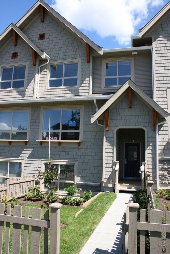 Main Photo: 143 2738 158 Street in Cathedral Grove: Home for sale