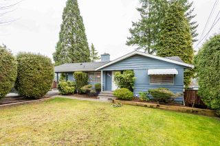 Photo 1: 965 RANCH PARK Way in Coquitlam: Ranch Park House for sale : MLS®# R2379872