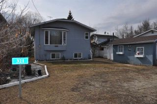 Main Photo: 321 Lakeshore Drive: Rural Lac Ste. Anne County House for sale : MLS®# E4241000