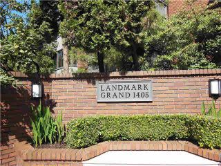 "Photo 18: 408 1405 W 15TH Avenue in Vancouver: Fairview VW Condo for sale in ""LANDMARK GRAND"" (Vancouver West)  : MLS®# V1117797"