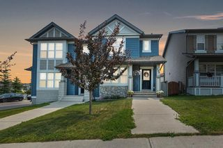 Main Photo: 130 Panatella Hill NW in Calgary: Panorama Hills Semi Detached for sale : MLS®# A1134237