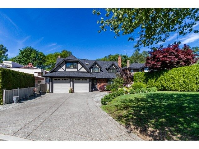 """Main Photo: 7923 MEADOWOOD Drive in Burnaby: Forest Hills BN House for sale in """"FOREST HILLS"""" (Burnaby North)  : MLS®# R2070566"""