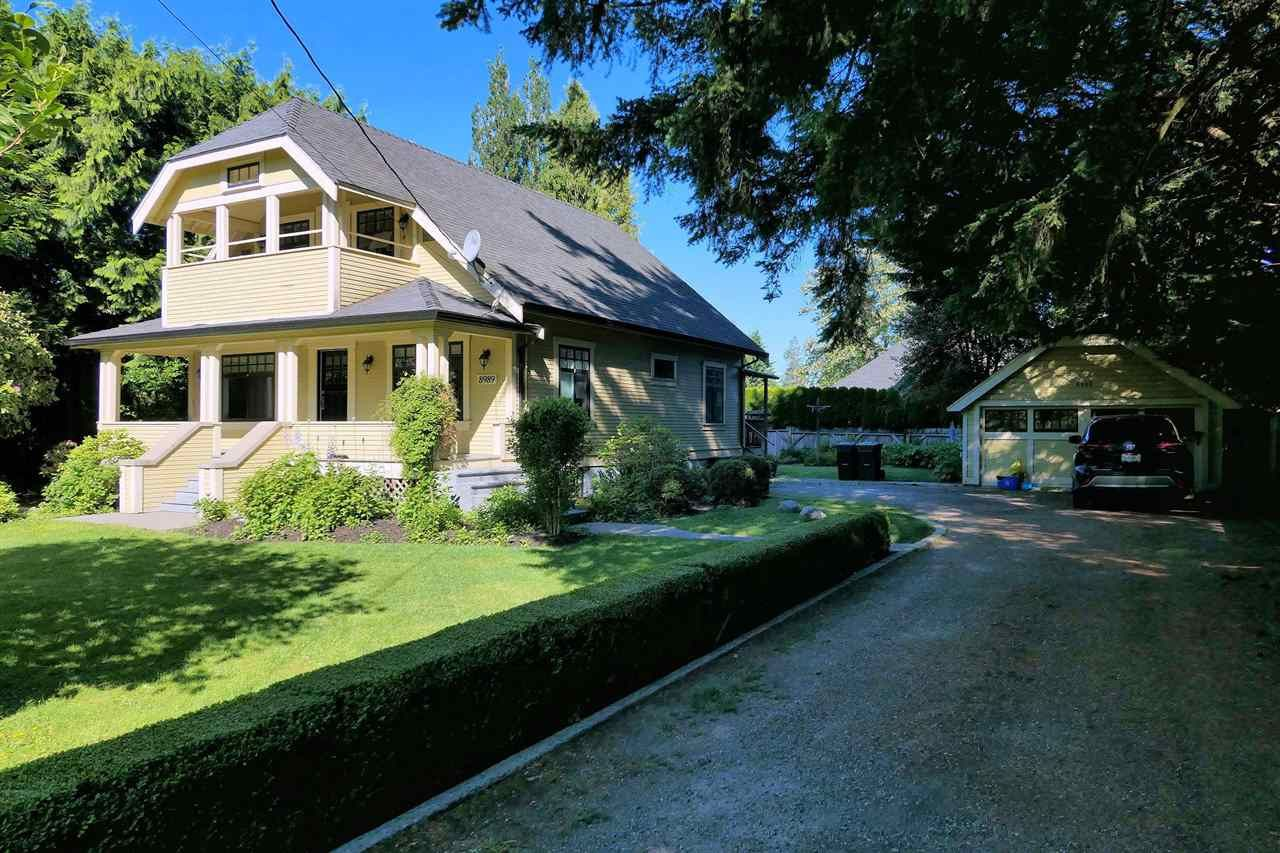Main Photo: 8989 GLOVER Road in Langley: Fort Langley House for sale : MLS®# R2591639