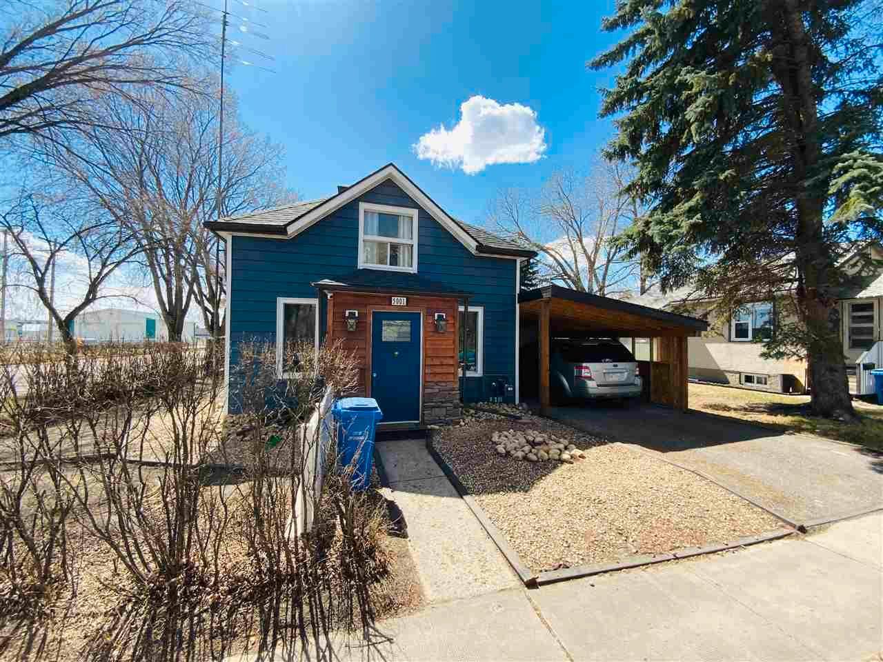 Main Photo: 5001 45 Avenue: Wetaskiwin House for sale : MLS®# E4234003