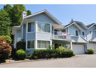 """Photo 1: 21 22555 116TH Avenue in Maple Ridge: East Central Townhouse for sale in """"FRASERVIEW VILLAGE"""" : MLS®# V1019470"""