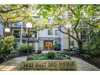 """Photo 1: 111 1422 E 3RD Avenue in Vancouver: Grandview VE Condo for sale in """"LA CONTESSA"""" (Vancouver East)  : MLS®# V1085699"""