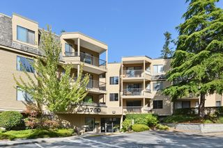 "Photo 1: 108 1760 SOUTHMERE Crescent in Surrey: Sunnyside Park Surrey Condo for sale in ""CAPSTAN WAY"" (South Surrey White Rock)  : MLS®# R2408875"