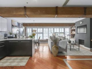 Photo 2: 308 1178 HAMILTON STREET in Vancouver: Yaletown Condo for sale (Vancouver West)  : MLS®# R2421669