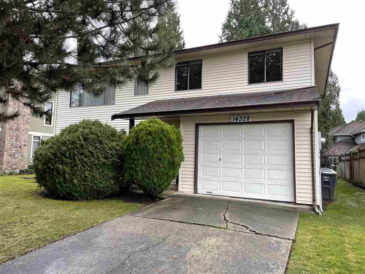 Main Photo: 14328 18 AVENUE in : Sunnyside Park Surrey House for sale : MLS®# R2523934