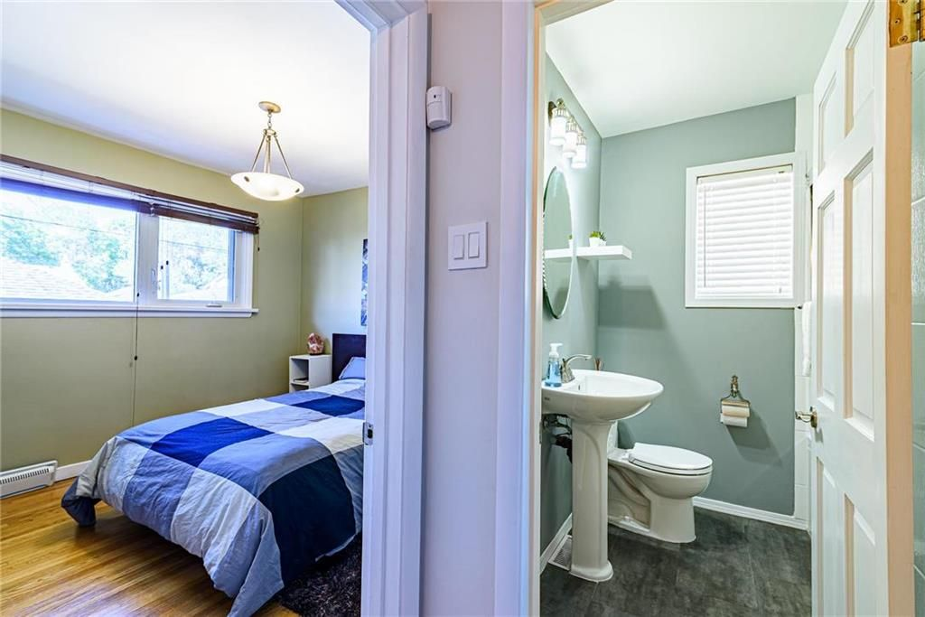 Photo 26: Photos: 603 Fleming Avenue in Winnipeg: Residential for sale (3B)  : MLS®# 202113289