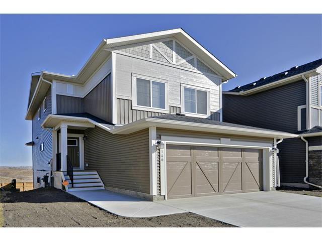 Main Photo: 140 FIRESIDE Place: Cochrane House for sale : MLS®# C4004650
