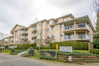 """Photo 2: 210 13733 74 Avenue in Surrey: East Newton Condo for sale in """"KINGS COURT"""" : MLS®# R2555646"""