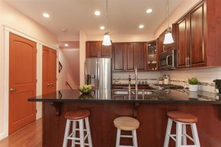 """Photo 9: 102 20738 84 Avenue in Langley: Willoughby Heights Townhouse for sale in """"Yorkson Creek"""" : MLS®# R2328032"""