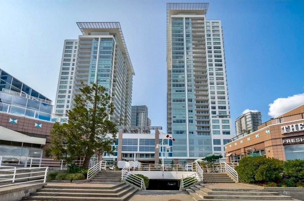 """Main Photo: 2303 988 QUAYSIDE Drive in New Westminster: Quay Condo for sale in """"RIVERSKY2"""" : MLS®# R2601424"""