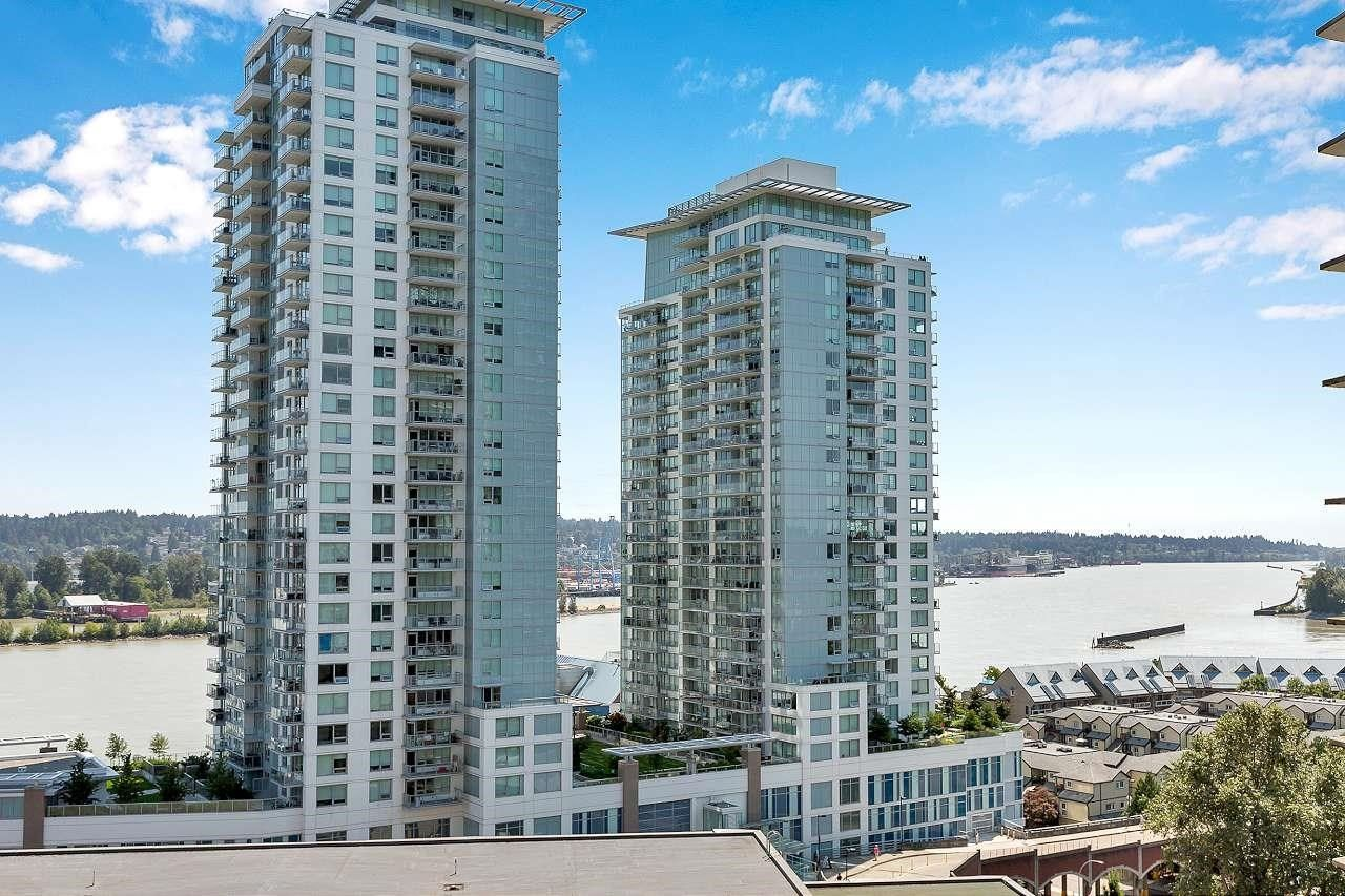 Main Photo: 1710 892 CARNARVON Street in New Westminster: Downtown NW Condo for sale : MLS®# R2601889