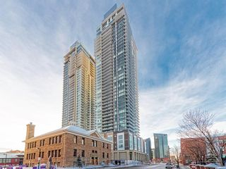 Photo 1: 1901 1122 3 Street SE in Calgary: Beltline Apartment for sale : MLS®# A1060161