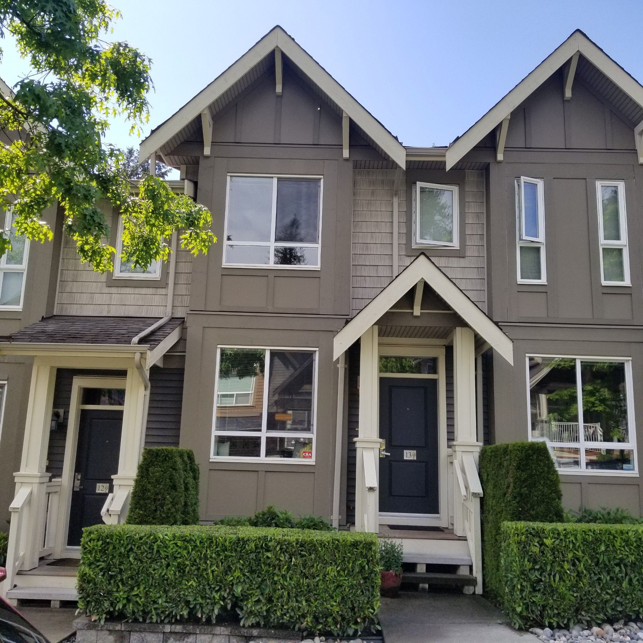 Main Photo: 13 3395 Galloway Avenue in Coquitlam: Burke Mountain Townhouse for sale : MLS®# R2453479