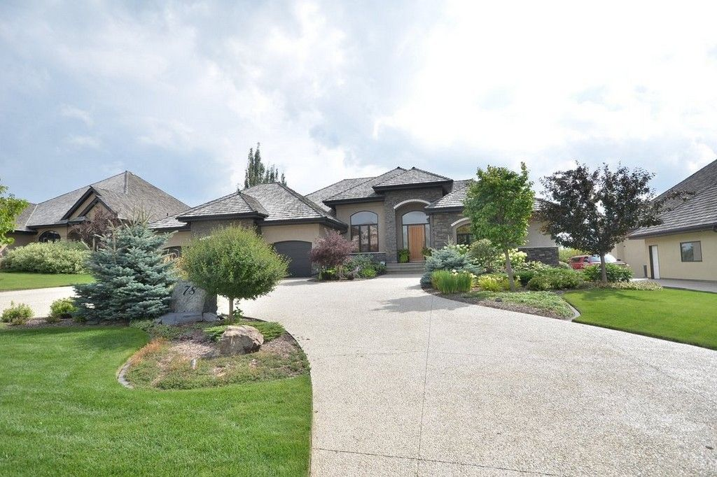 Main Photo: 78 Riverstone Close in : Rural Sturgeon County House for sale