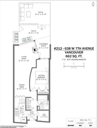 """Photo 21: 212 638 W 7TH Avenue in Vancouver: Fairview VW Condo for sale in """"OMEGA CITY HOMES"""" (Vancouver West)  : MLS®# R2595328"""