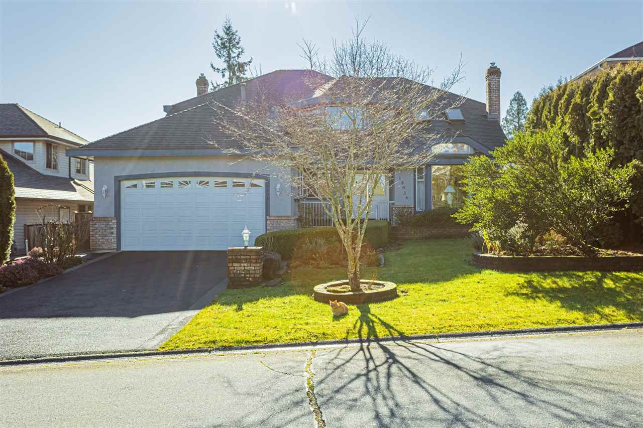 "Main Photo: 18936 59A Avenue in Surrey: Cloverdale BC House for sale in ""ROSEWOOD PARK"" (Cloverdale)  : MLS®# R2535575"