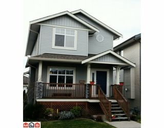 """Photo 1: 117 33751 7TH Avenue in Mission: Mission BC Townhouse for sale in """"HERITAGE PARK"""" : MLS®# F1003770"""