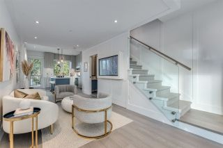 """Photo 8: 7857 GRANVILLE Street in Vancouver: South Granville Townhouse for sale in """"LANCASTER"""" (Vancouver West)  : MLS®# R2620711"""