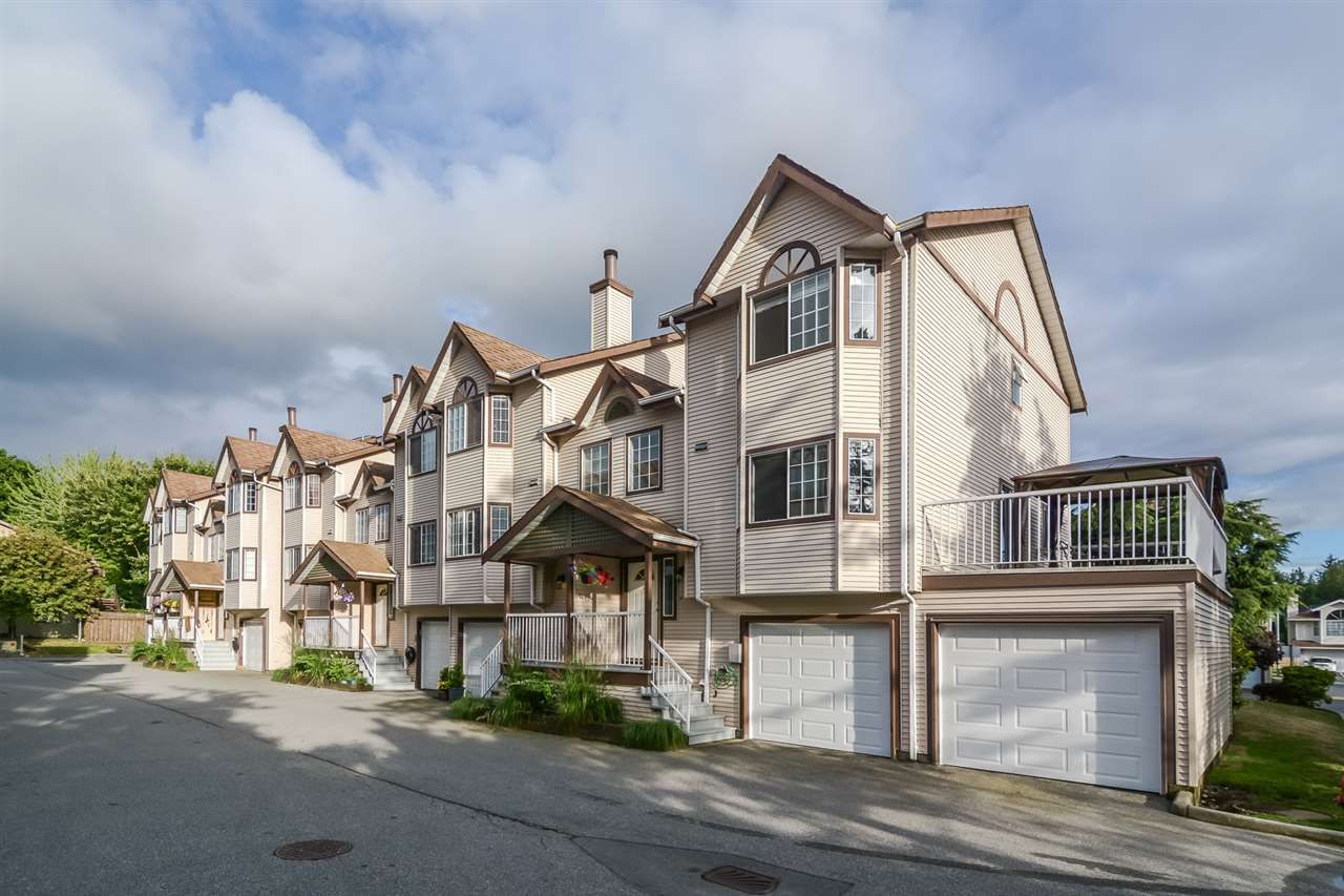 """Main Photo: 15 2352 PITT RIVER Road in Port Coquitlam: Mary Hill Townhouse for sale in """"Shaughnessy Estates"""" : MLS®# R2284697"""