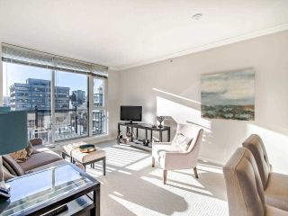 Photo 3: 802 1650 W 7TH Avenue in Vancouver: Fairview VW Condo for sale (Vancouver West)  : MLS®# R2521575