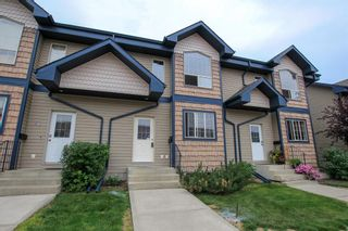 Main Photo: 58 369 Inglewood Drive: Red Deer Row/Townhouse for sale : MLS®# A1135458