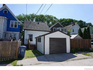Photo 19: 784 Ingersoll Street in WINNIPEG: West End / Wolseley Residential for sale (West Winnipeg)  : MLS®# 1516601