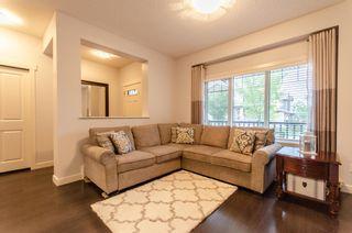 Photo 2: 177 Hawks Ridge Boulevard in Edmonton: Zone 59 House Half Duplex for sale : MLS®# E4262126