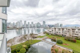 """Photo 3: 516 456 MOBERLY Road in Vancouver: False Creek Condo for sale in """"PACIFIC COVE"""" (Vancouver West)  : MLS®# R2248992"""