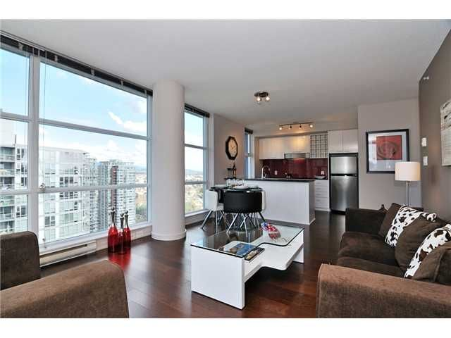 "Main Photo: 2506 - 602 Citadel Parade BB in Vancouver: Downtown VW Condo for sale in ""Spectrum 4"" (Vancouver West)"