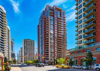 Photo 1: 1605 650 10 Street SW in Calgary: Downtown West End Apartment for sale : MLS®# A1108140