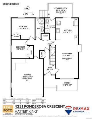 Photo 24: 4231 Ponderosa Cres in : SW Northridge House for sale (Saanich West)  : MLS®# 884862