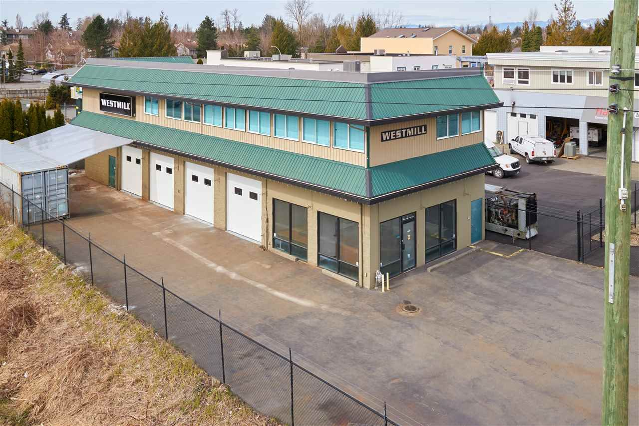 Main Photo: 3063 275A Street: Industrial for lease in Langley: MLS®# C8037202