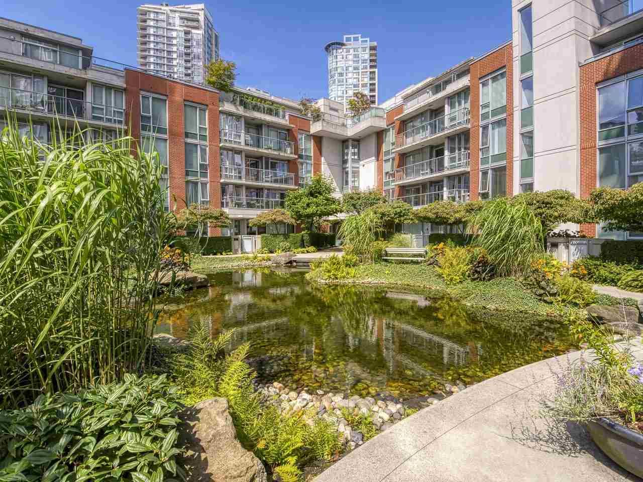 "Main Photo: 511 618 ABBOTT Street in Vancouver: Downtown VW Condo for sale in ""FIRENZE"" (Vancouver West)  : MLS®# R2487248"
