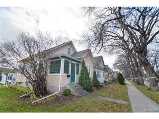 Photo 1: 106 Morley Avenue in WINNIPEG: Fort Rouge / Crescentwood / Riverview Residential for sale (South Winnipeg)  : MLS®# 1427462