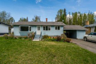 Photo 2: 8360 CINCH LOOP Road in Prince George: Western Acres House for sale (PG City South (Zone 74))  : MLS®# R2370179