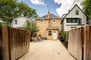 Photo 40: 531 Craig Street in Winnipeg: Wolseley Residential for sale (5B)  : MLS®# 202017854