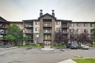 Photo 1: 2308 8 BRIDLECREST Drive SW in Calgary: Bridlewood Condo for sale