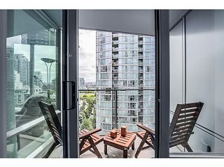 """Photo 5: 1106 1495 RICHARDS Street in Vancouver: Yaletown Condo for sale in """"AZURA II"""" (Vancouver West)  : MLS®# V1068799"""