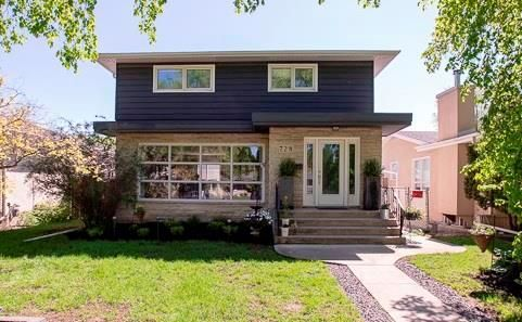 Main Photo: 728 Montrose Street in Winnipeg: River Heights Residential for sale (1D)  : MLS®# 202012079
