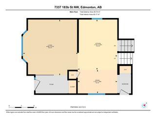 Photo 49: 7337 183B Street in Edmonton: Zone 20 House for sale : MLS®# E4259268
