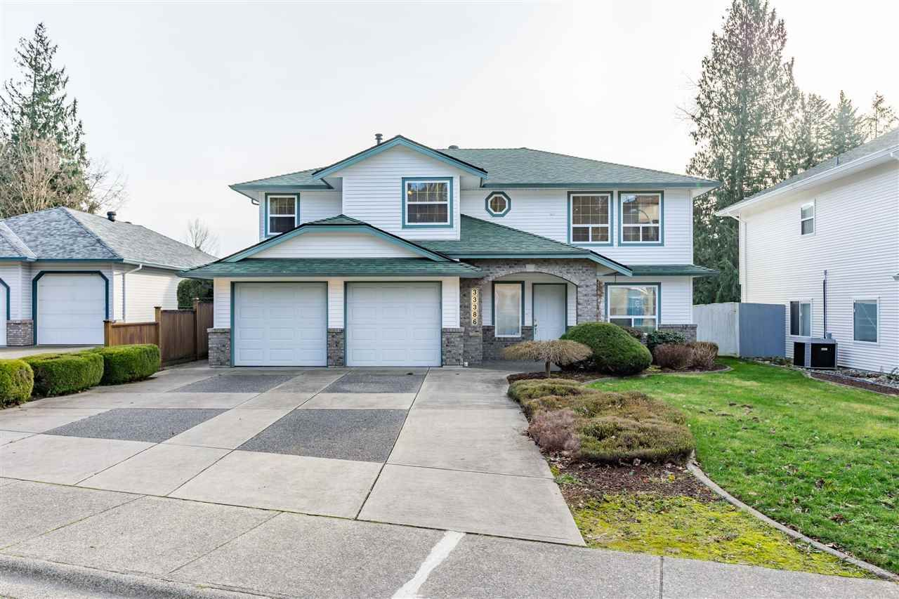 "Main Photo: 33386 12 Avenue in Mission: Mission BC House for sale in ""COLLEGE HEIGHTS"" : MLS®# R2533961"